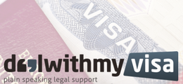 <p>Deal With My <strong>VISA</strong></p>